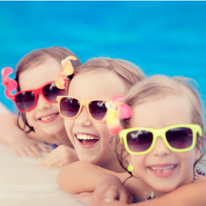 sunglasses protect childrens eyes against sun damage
