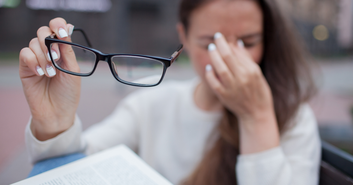 nearsightedness definition - the eye center